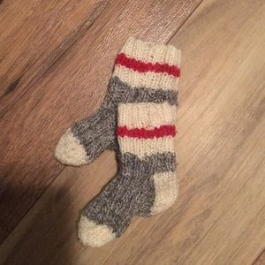 Other - 💙2 FOR $15💙Knitted Baby socks